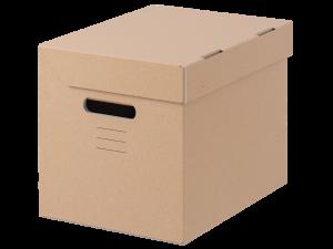 caja ikea sin fondo